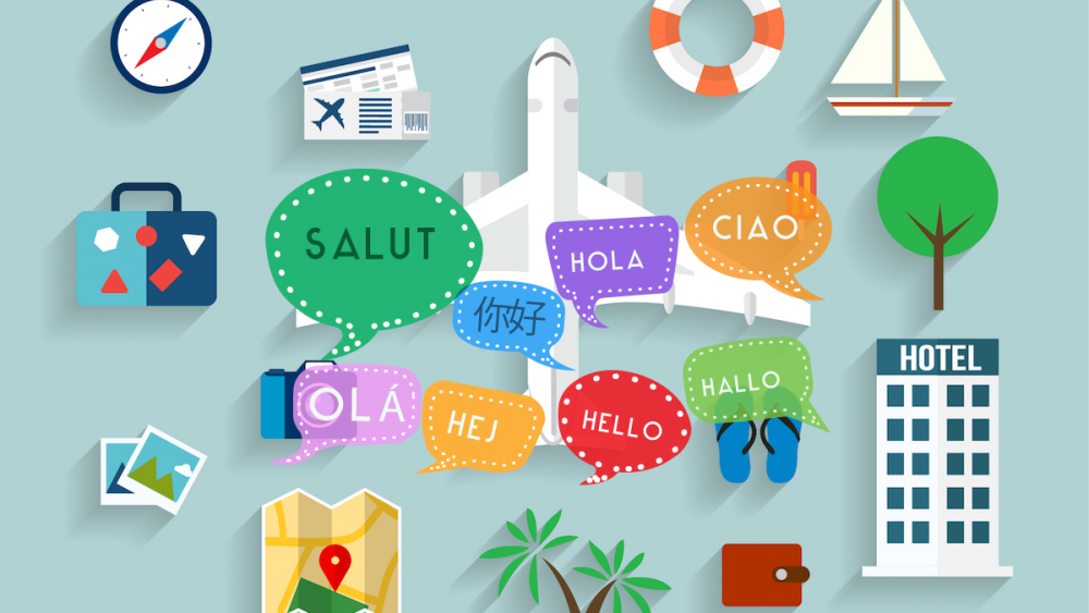 Multilingual Call Center, call center for travel industry, Multilingual Chat Support