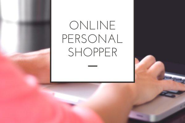 online personal shopper