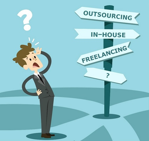 Outsourcing or In House