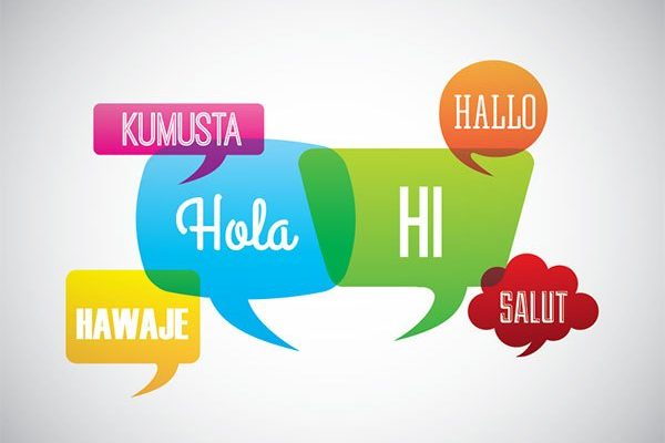 600 x 437 Hello Language poster design johavel iStock Thinkstock ThinkstockPhotos 528825389